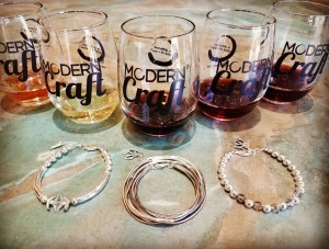 bead and wine class