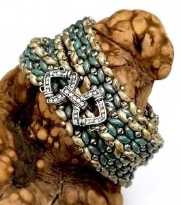 X's & O's Bracelet Wrap