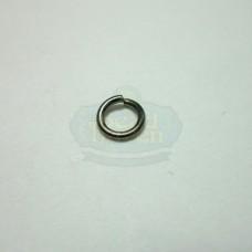 4mm 21ga Gummetal Jump Rings