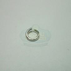 4mm 21ga Silver Jump Rings