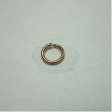 6mm 21ga Copper Jump Rings
