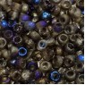 8/o Etched Seed Beads Azuro Full