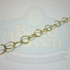 Gold Meduim Thin Cable Chain