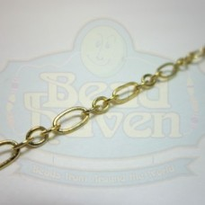 Gold Small Long and Short Chain