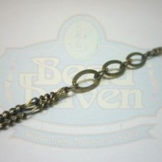 Antique Brass Fancy Chain