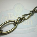 Antique Brass Large Link Chain