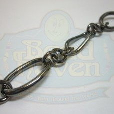 Gunmetal Large Link Chain