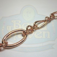 Copper Large Link Chain