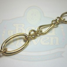Gold Large Link Chain