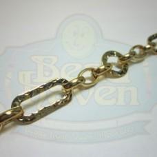 Gold Fancy Link Chain