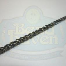 Gunmetal Mesh Rope