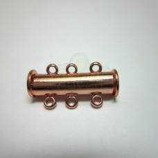Copper 3 std. Magnetic Bar Clasp