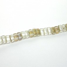 3x6mm Brick Czech Mate Crystal Twilight