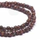 3mm Melon Oxidized Bronze Berry