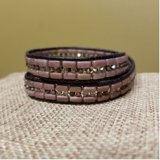 Brick Leather Wrap Bronze Shade Kit