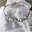 Stretchy Bracelet Kit Labradorite