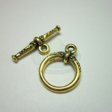 Gold Heirloom Toggle