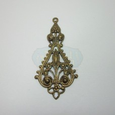 Small Filigree Chandelier