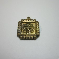 Decorative Tile Pendant