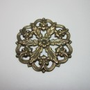 Filigree Flower Plaque