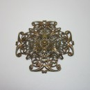 Filigree Cross Plaque